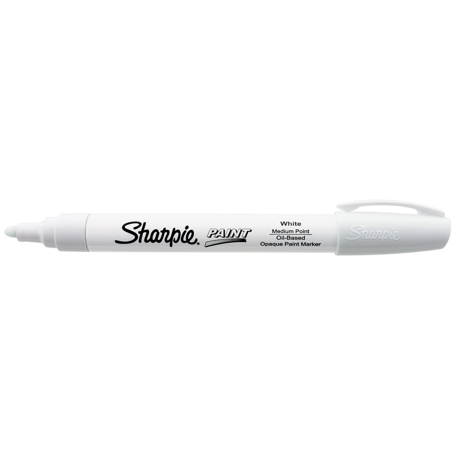 Sharpie Medium White Paint Marker