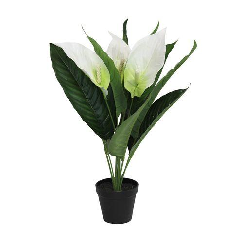 UN-REAL 50cm Anthurium Artificial Plant