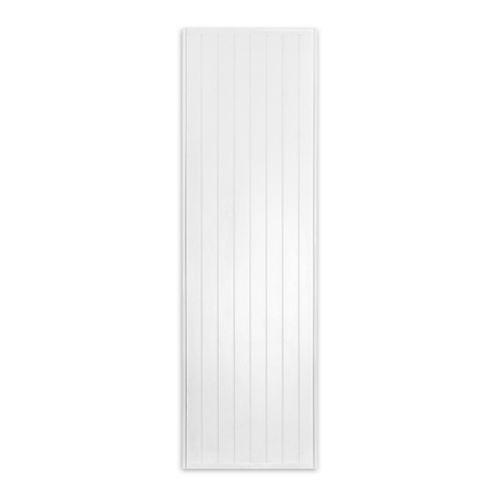 Bedford 1875 x 595 x 35mm White Wardrobe Provincial Sliding Door