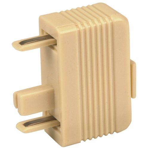 Jackson 605 to RJ12/45 Modular Telephone Adaptor Plug