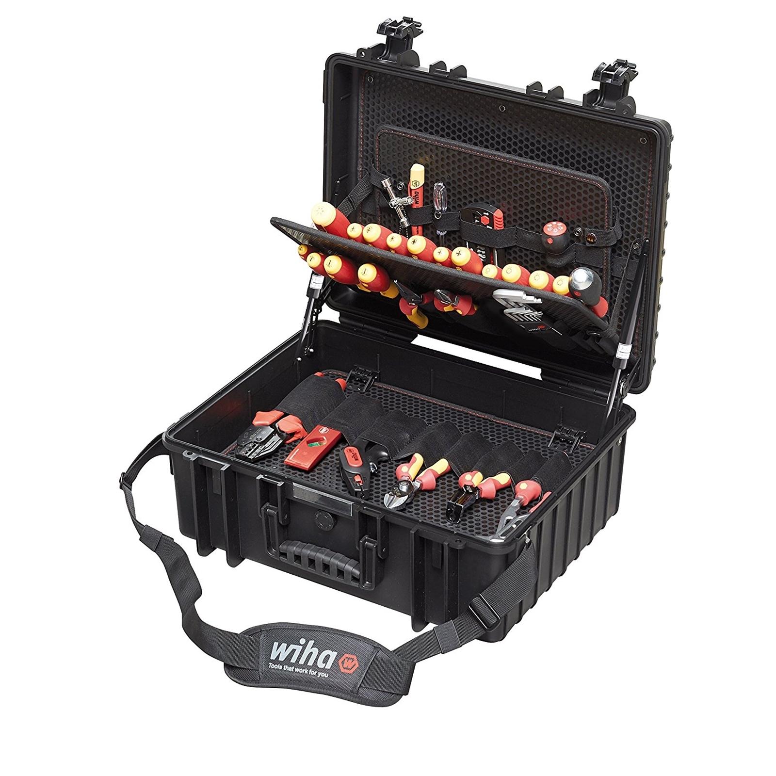 Wiha 80 Piece XL Deluxe Tool Case Kit