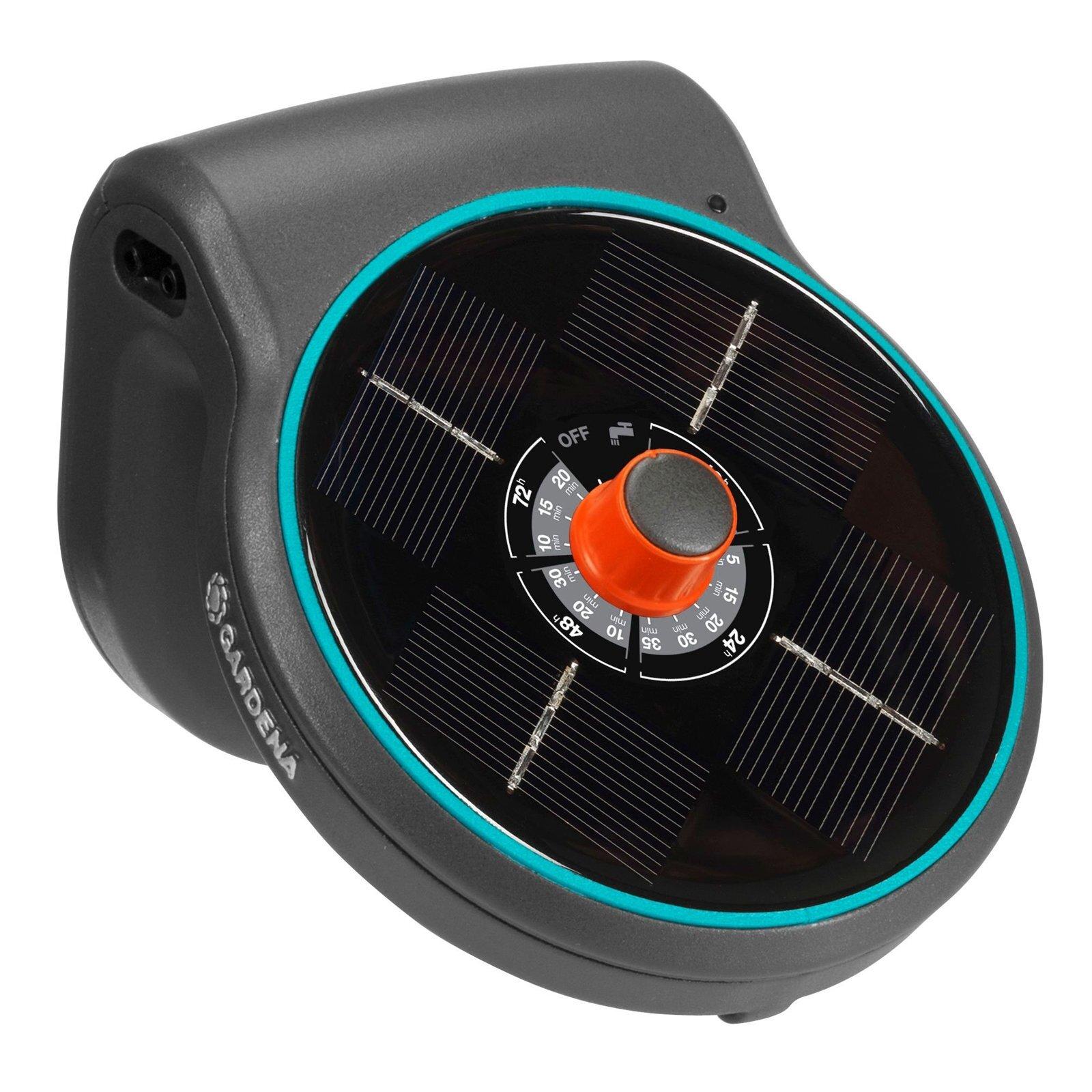 Gardena AquaBloom Solar-powered Irrigation Set