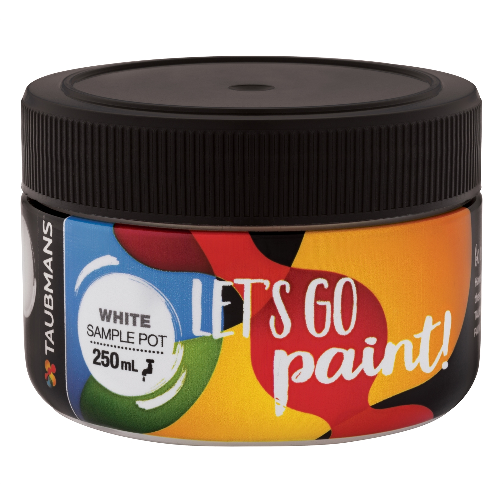 Taubmans 250ml Sample Pot White