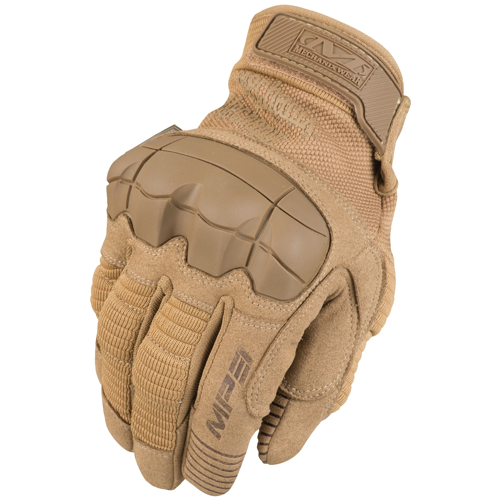 Mechanix Wear M-Pact 3 Coyote Gloves - Large
