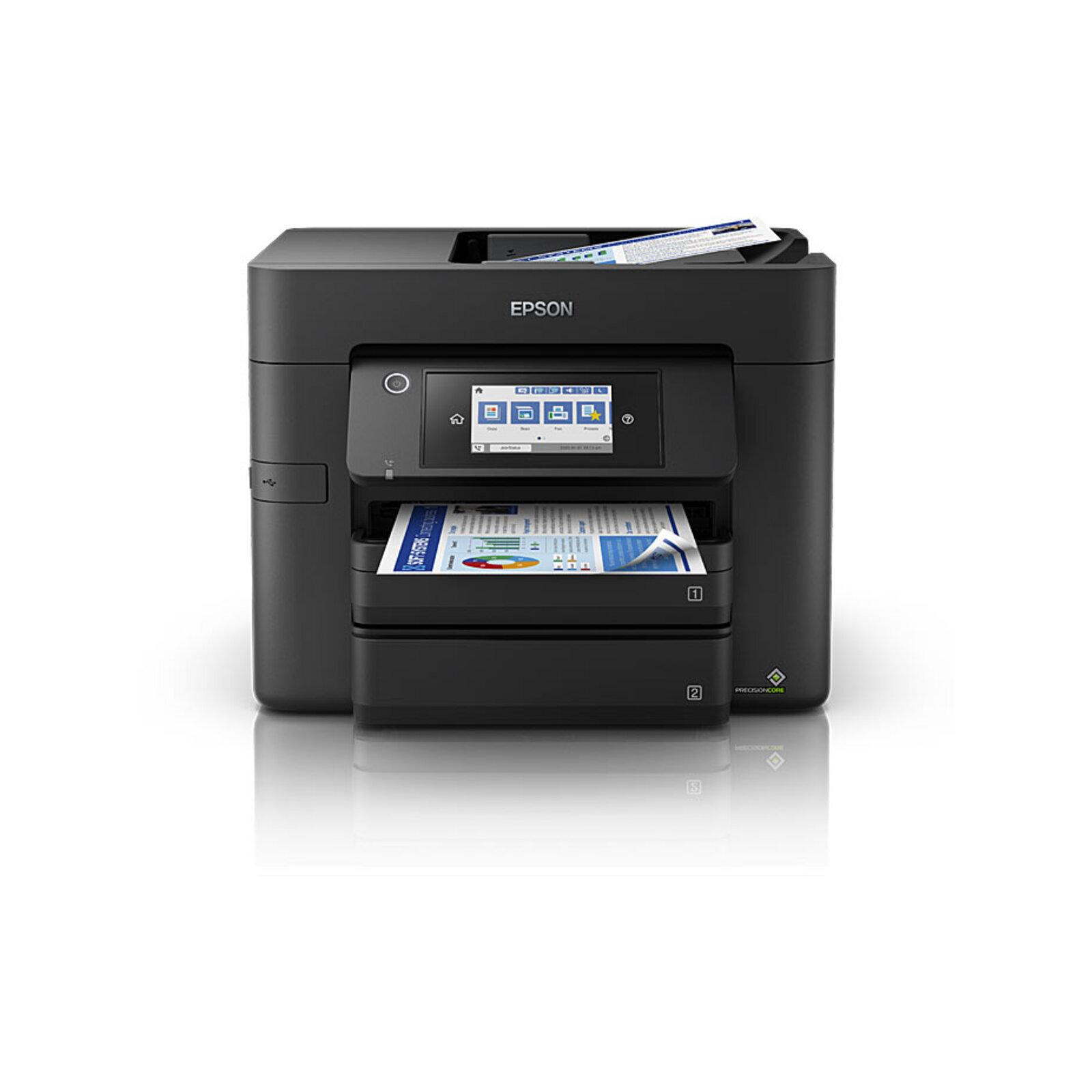 Epson WorkForce Pro WF-4835 Inkjet MFP - Print, Copy, Scan, Fax, Ethernet, Wi-Fi Direct