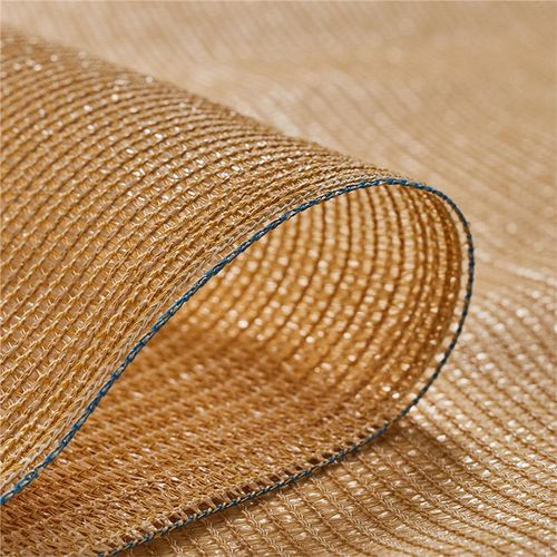 Coolaroo 3.6m Wide Beech 70% UV Heavy-Duty Screening Shade Cloth - Per Metre