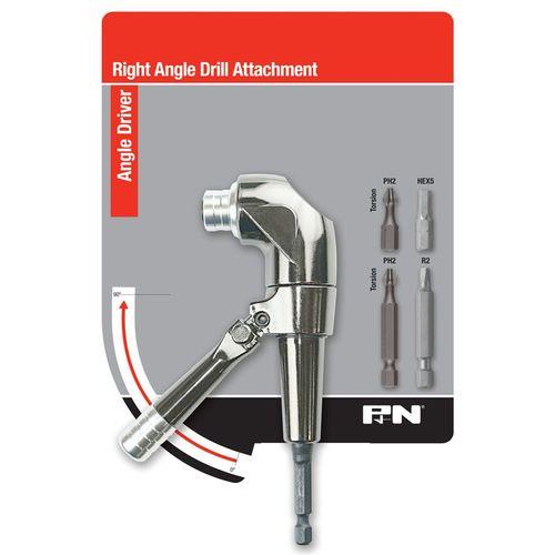 P&N Heavy Duty Right Angle Drill Attachment