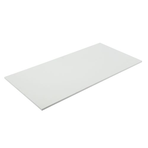 Flexi Storage Home Solutions 1200 x 16 x 600mm White Shelf