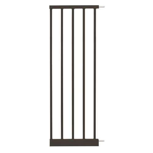 Perma Child Safety 30cm Warm Black Extra Tall Gate Extension
