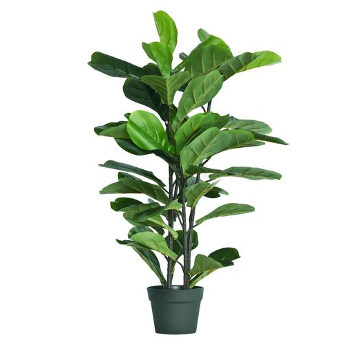 UN-REAL 90cm Outdoor Artificial Fiddle Leaf Fig Tree