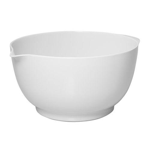 Avanti Melamine Mixing Bowl 3.5L White
