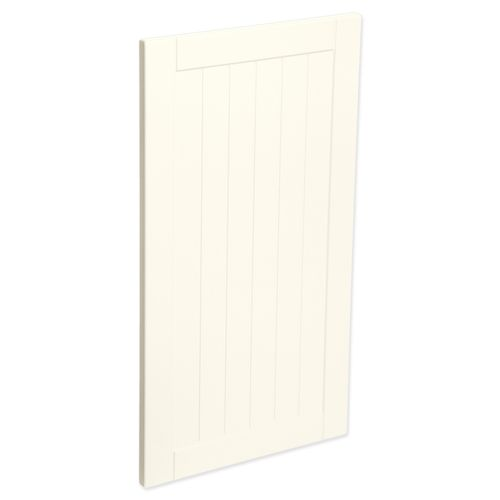 Kaboodle 400mm Antique White Country Cabinet Door