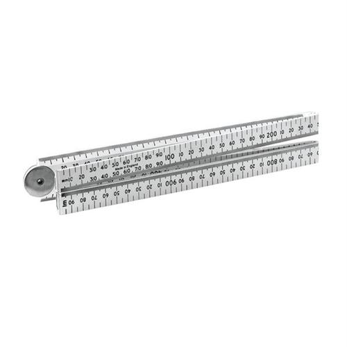Stanley 1m Longlife Folding Ruler