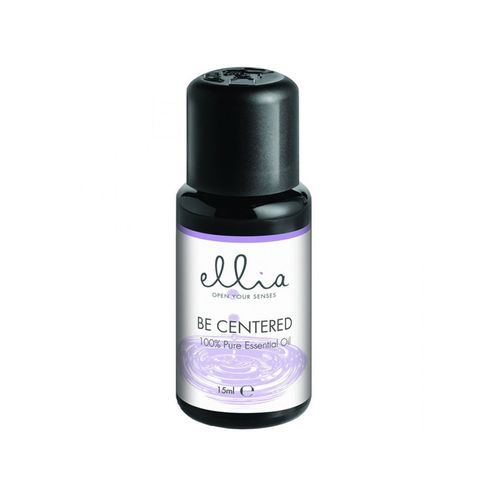 Homedics Ellia Be Centred Essential Oil Blend 15ml Aromatherapy for Diffuser