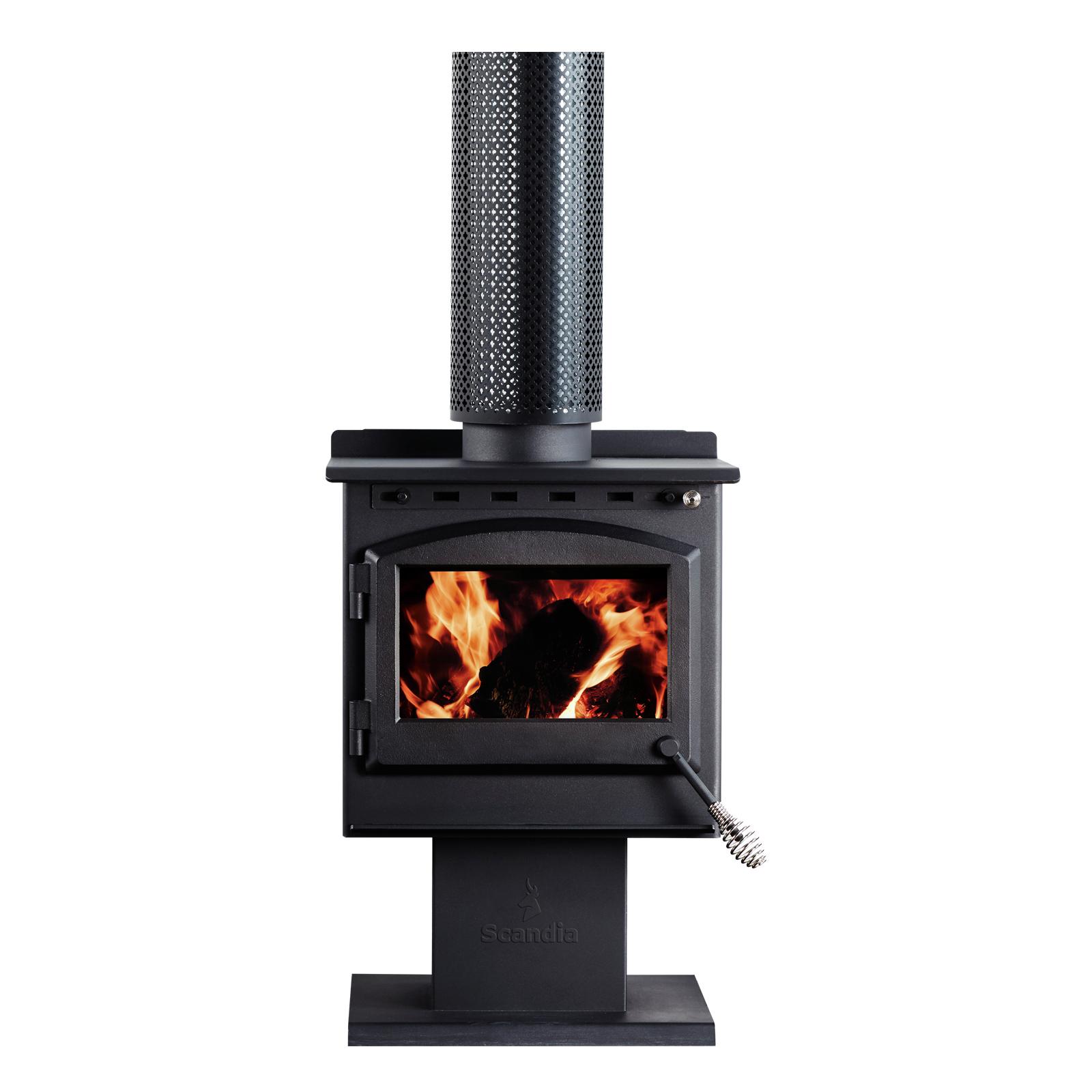 Scandia Warmbrite 140LE Wood Heater
