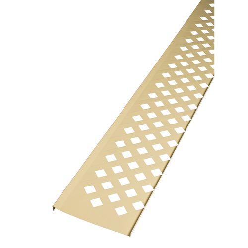 Colorbond 0.3 x 2.35m Fencing Lattice - Domain 2350mm