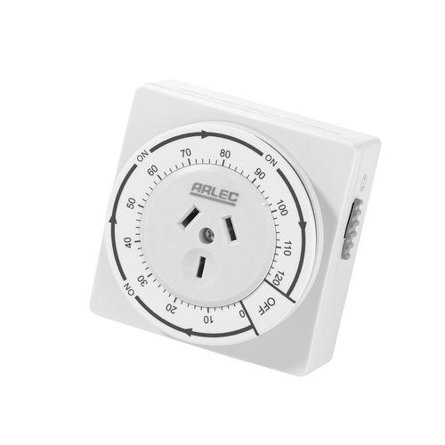 Arlec 2 Hour Compact Countdown Timer