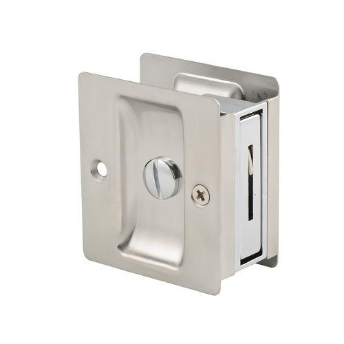 Lane Polished Chrome Privacy Cavity Door Lock