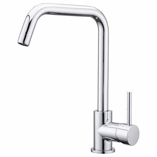 Estilo WELS 4 Star 7.5L/min Chrome Side Lever Sink Mixer