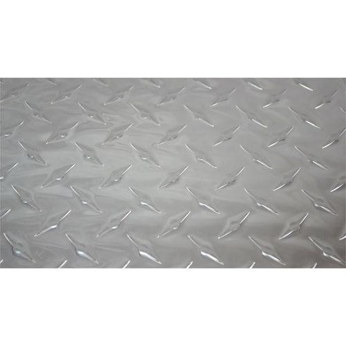 Metal Mate 2400 x 600 x 1.2mm Aluminium Propeller Plate
