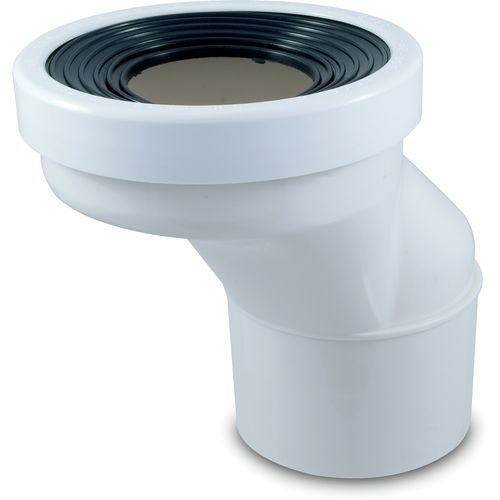 Plastec 100/60 Solvent Weld Connector Pan