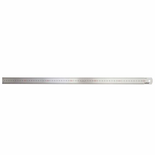 """Crescent Lufkin 600mm/24"""" Stainless Steel Rule"""