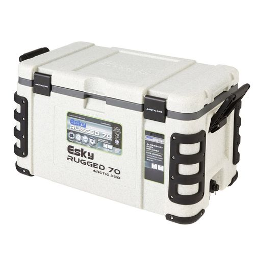 Esky 120L Arctic Pro Rugged With Fitted Accessory Pack