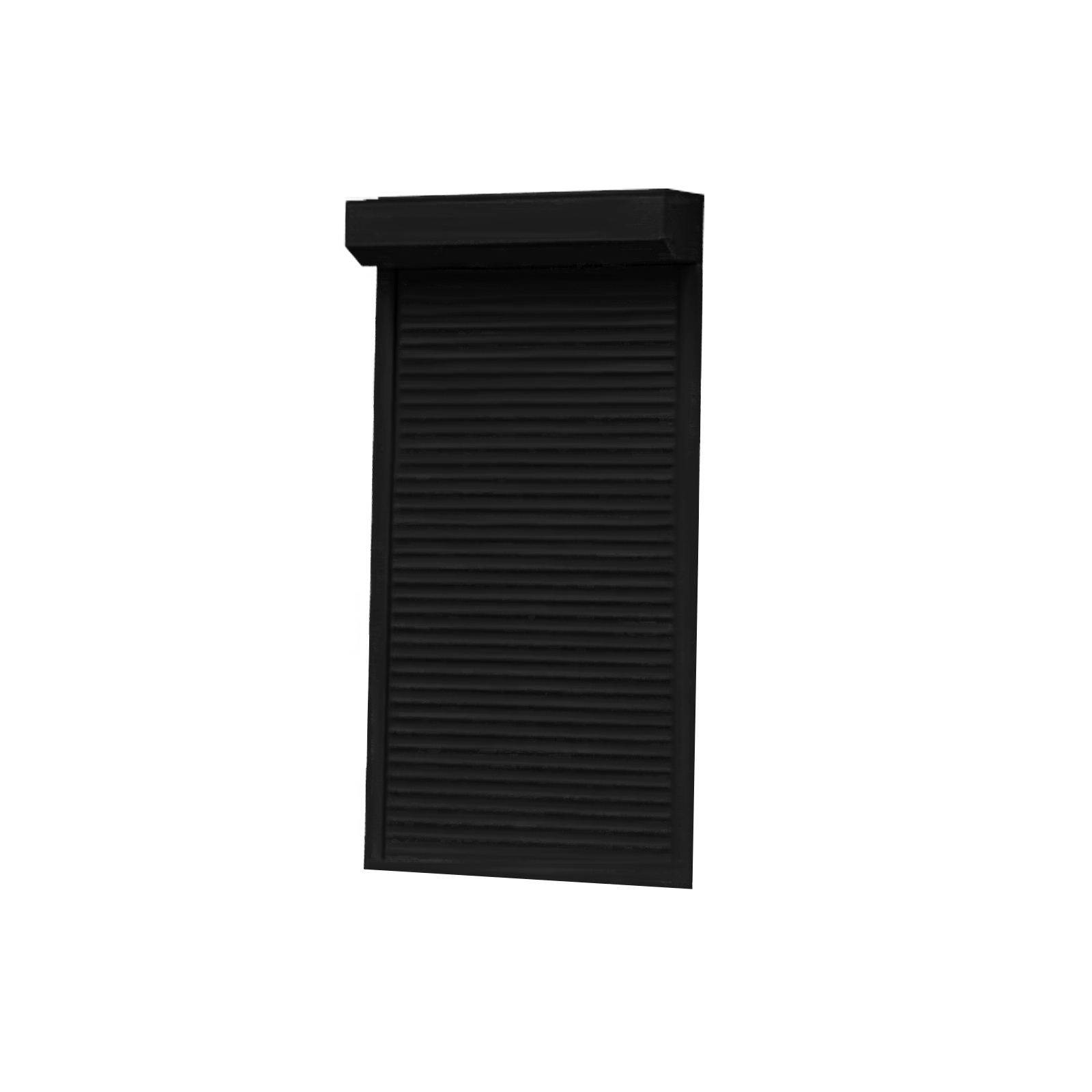Everton 1000-1200mm H x 1601-1800mm W On-Wall Hardwired Roller Shutter