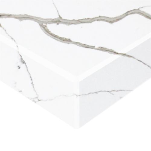 Essential Stone 40mm Square Premium Stone Benchtop - Calacutta Classique