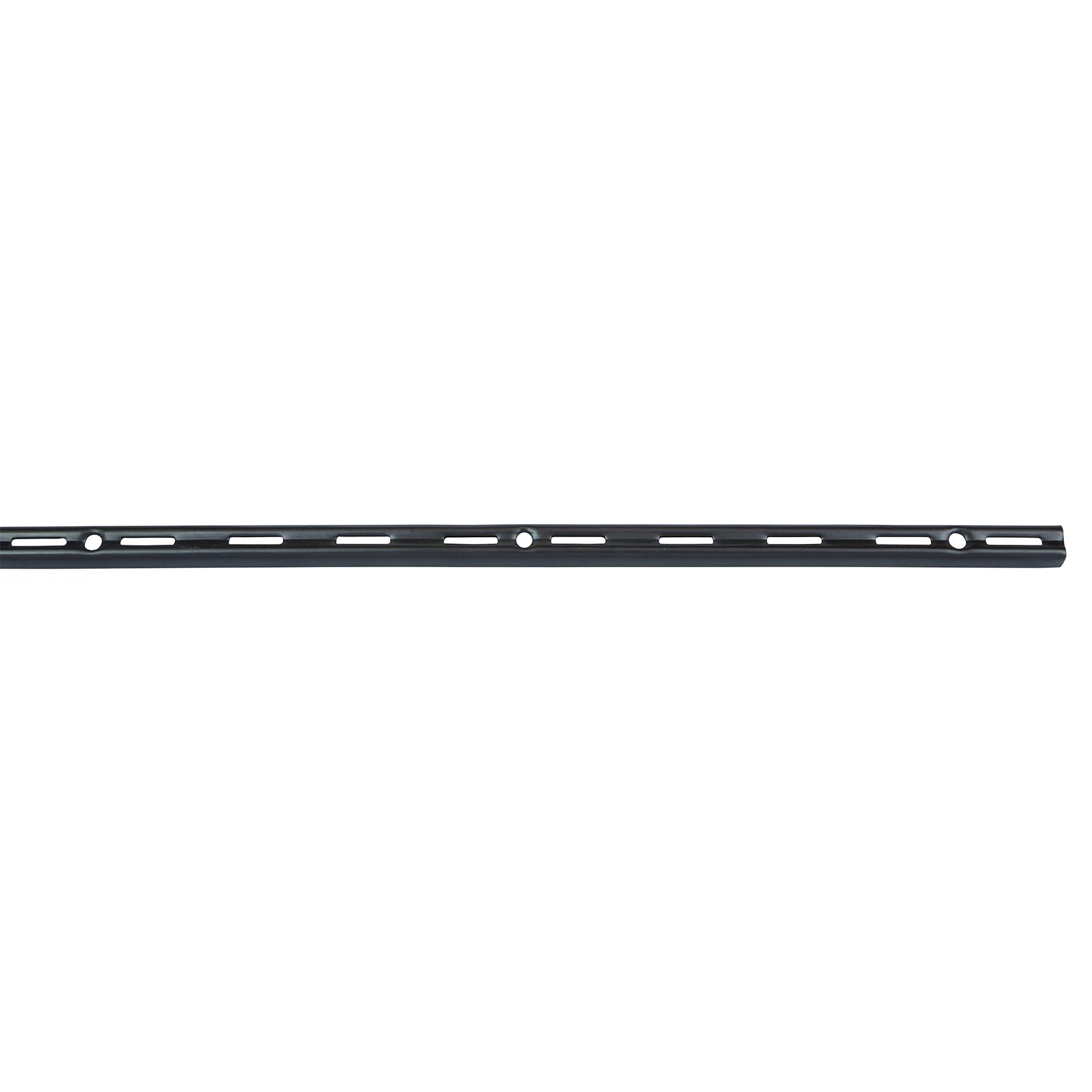 Flexi Storage 1000mm Black Single Slot Upright