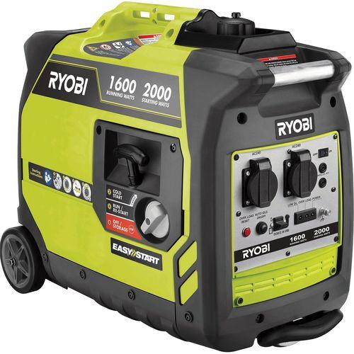Ryobi 2000W Petrol Digital Inverter Generator