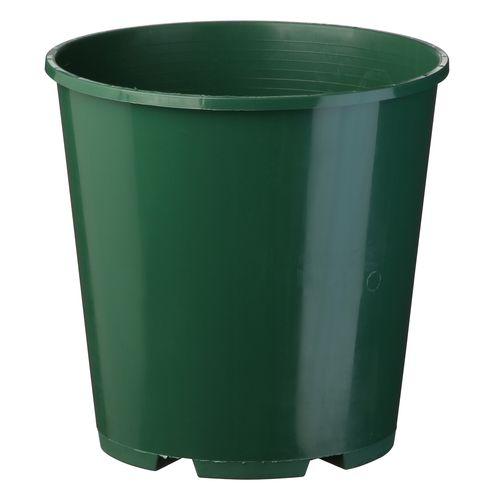 IP Plastics 4.7L Green Round Pot