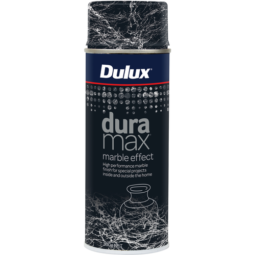 Dulux 300g Duramax Black Marble Effects Spray Paint