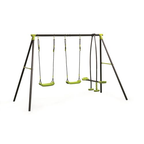 Swing Slide Climb 3 Function Swing Set