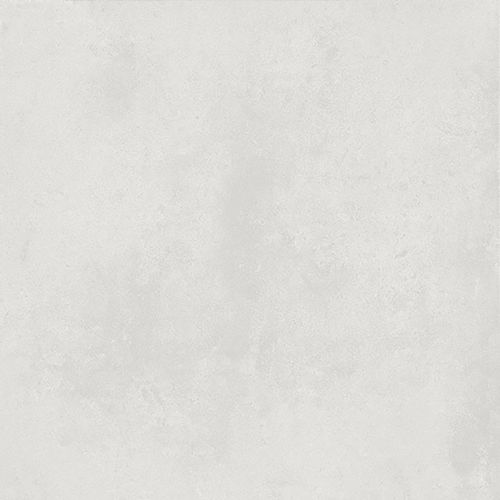 Johnson Tiles 500 x 500mm Jura Stone White Matt Ceramic Floor Tile - Carton of 6