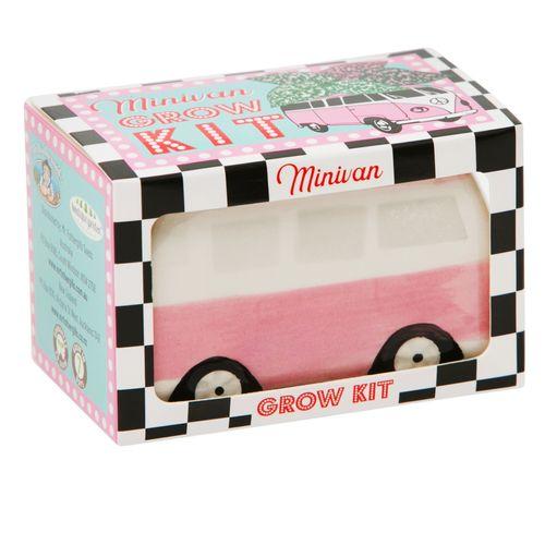 Mr Fothergill's Pink Minivan Grow Kit