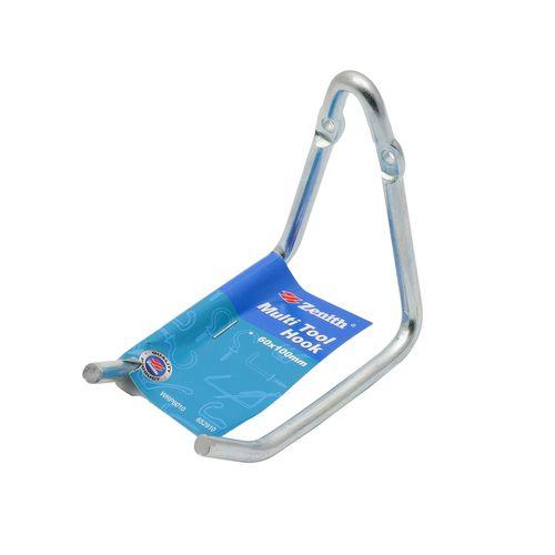 Zenith 60 x 100mm Zinc Plated Multi Tool Hook