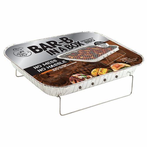 Grate Chef Bar-B In A Box