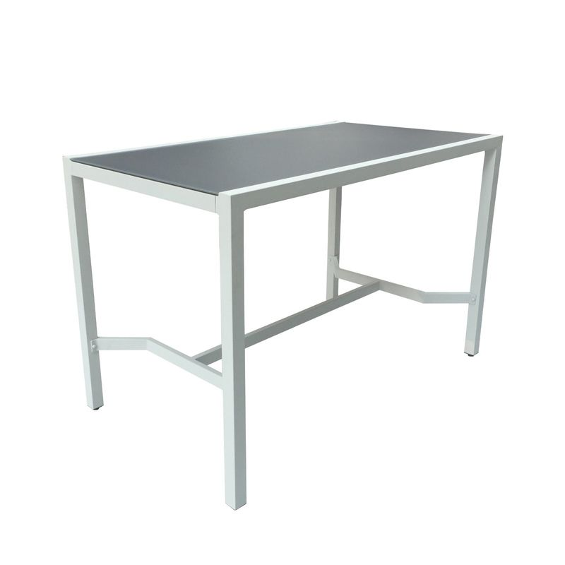 160 x 90cm Coral Bay Aluminium Bar Table
