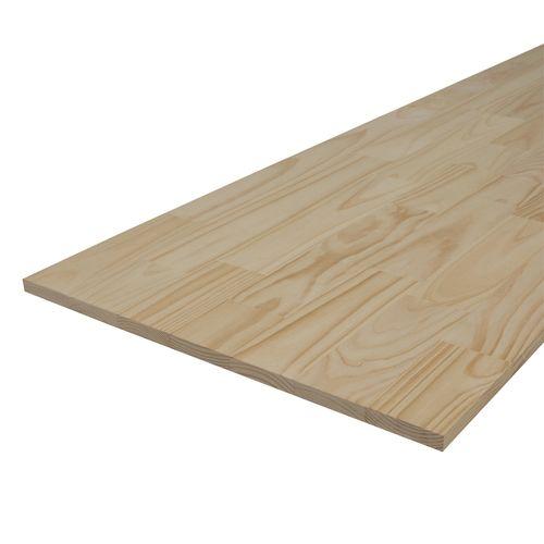 AraucoPly 2100 x 900 x 30mm Clear Pine FJ Laminated Panel