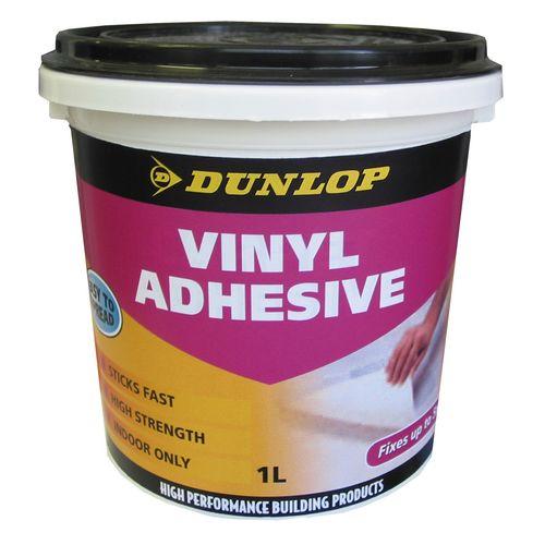 Dunlop 1L Vinyl Adhesive