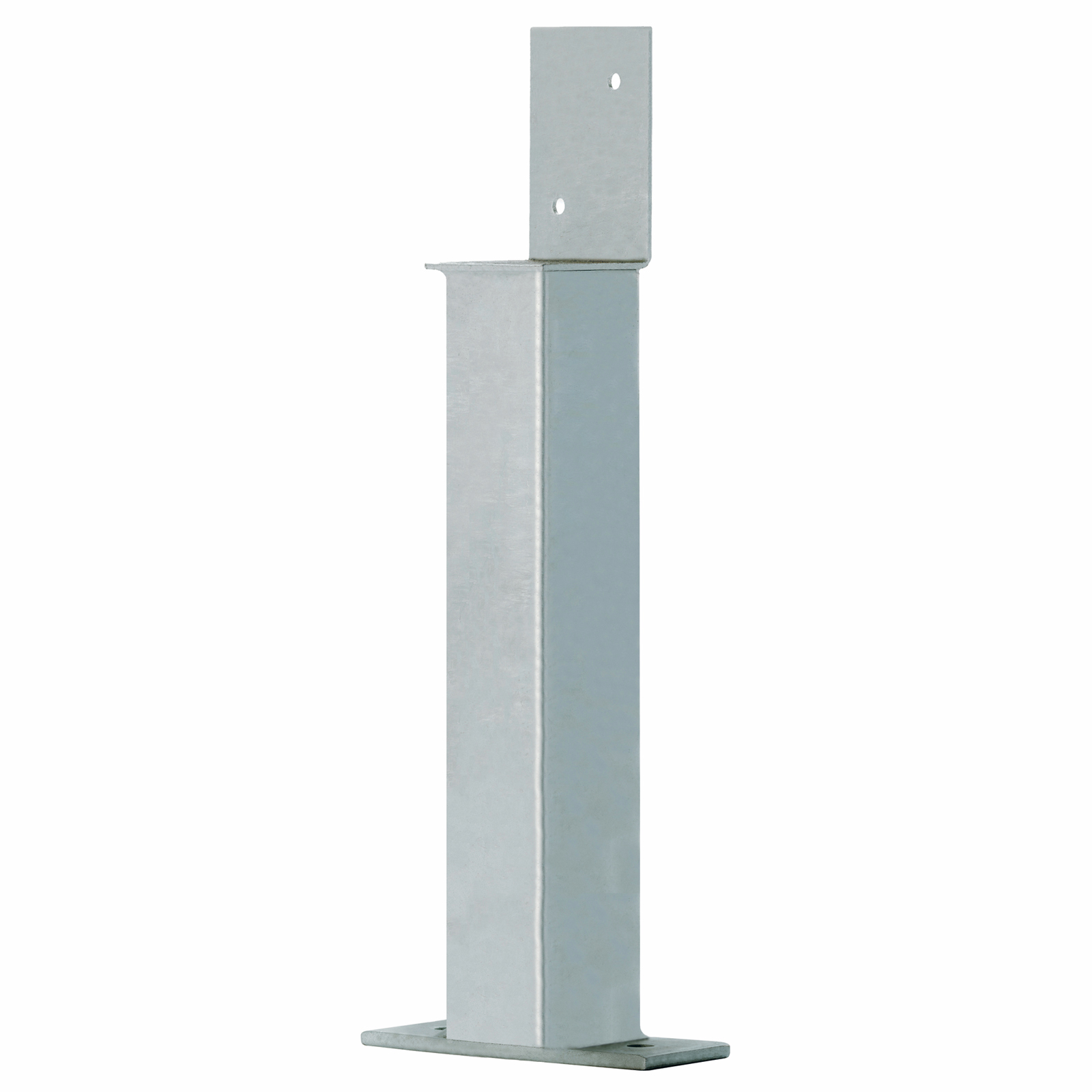 Uni-Pier 75 x 75 x 1600mm Post With Telescopic Head Without Antcap