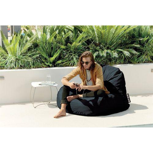 Mojo Black MyChair Outdoor Cushion