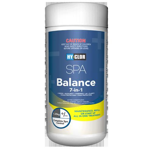 Hy-Clor 1.25kg 7-In-1 Spa Balance