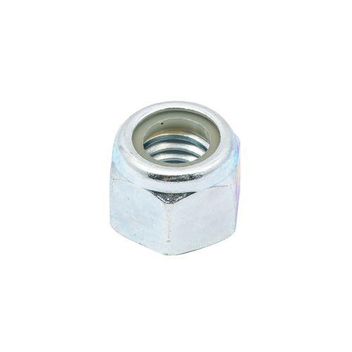 Zenith M10 Zinc Plated Nyloc Self Locking Nut