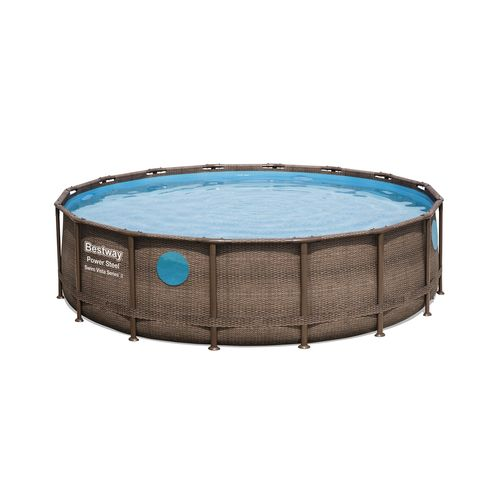 Bestway 4.8 x 1.2m Above Ground Pool Vista Set