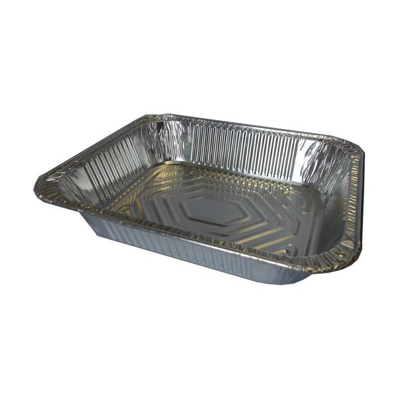 Rectangular Foil Trays - 20 Pack
