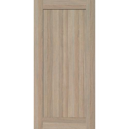 inBuilt 25 x 2100 x 1000mm Valence Oak Shaker Barn Door