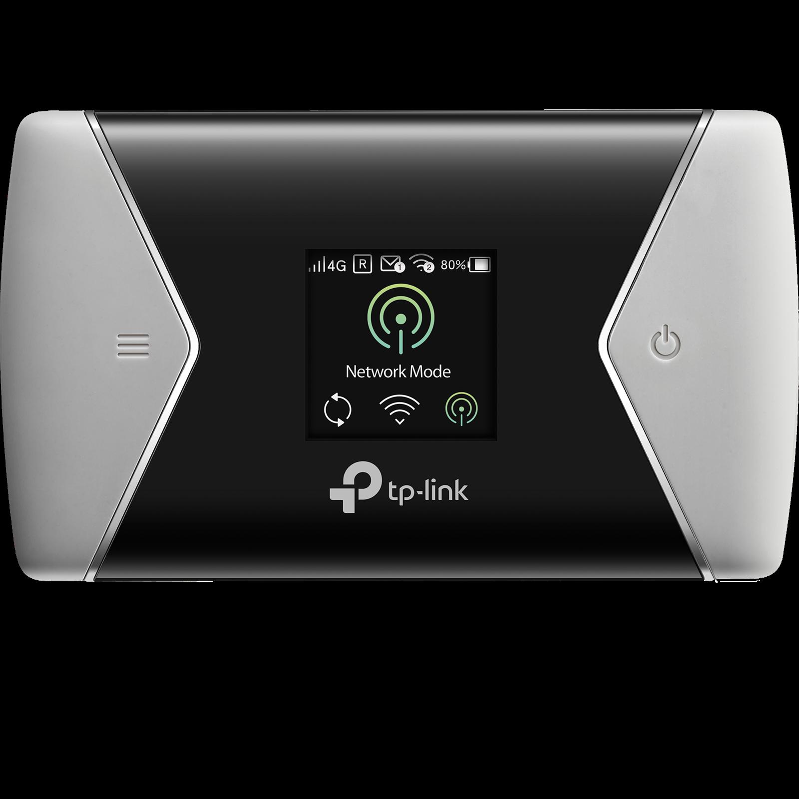 TP-Link 4G Cat6 Advanced Mobile Wi-Fi Hotspot
