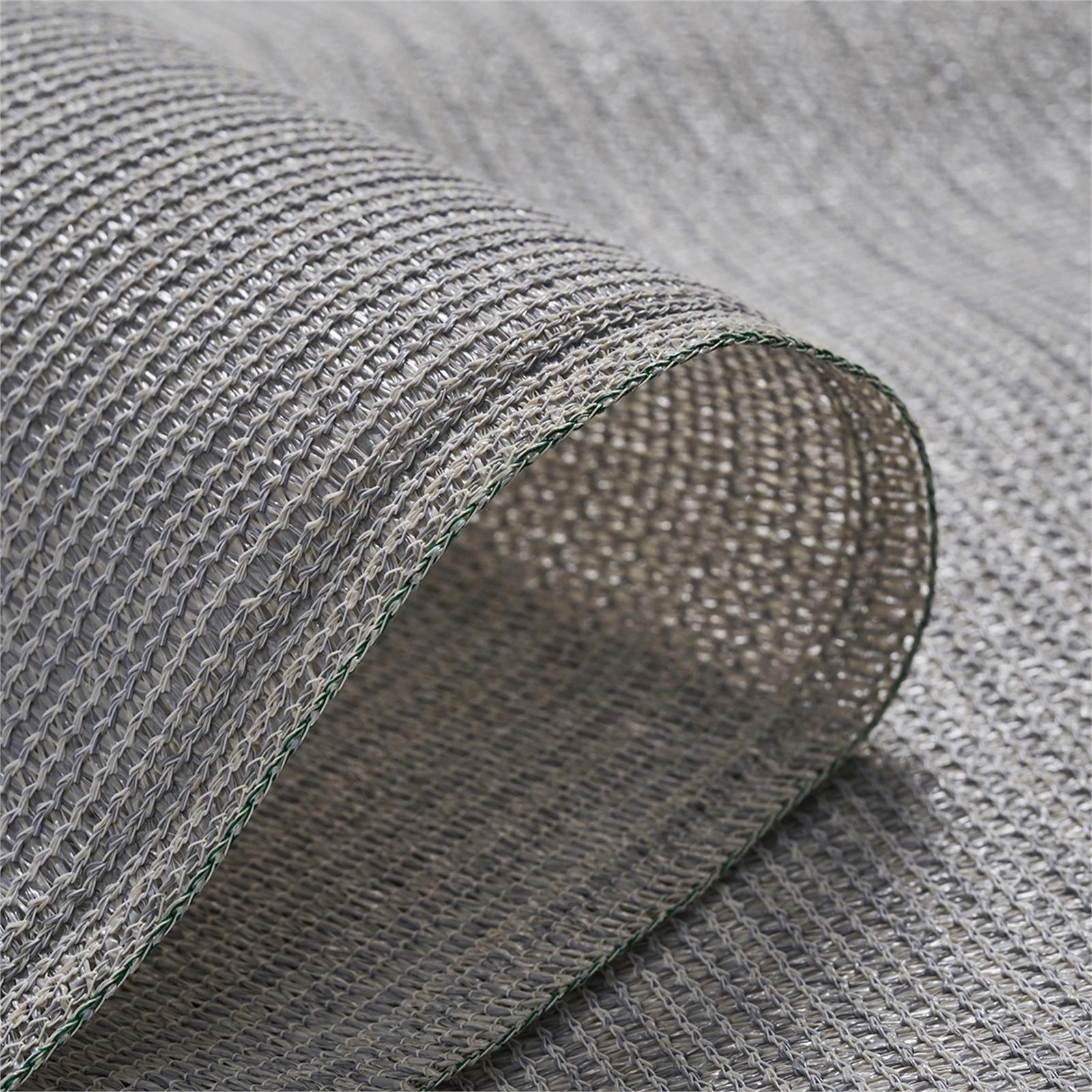 Coolaroo 3.66m Wide Stone UV90+% People Cover Shade Cloth  - Per Metre